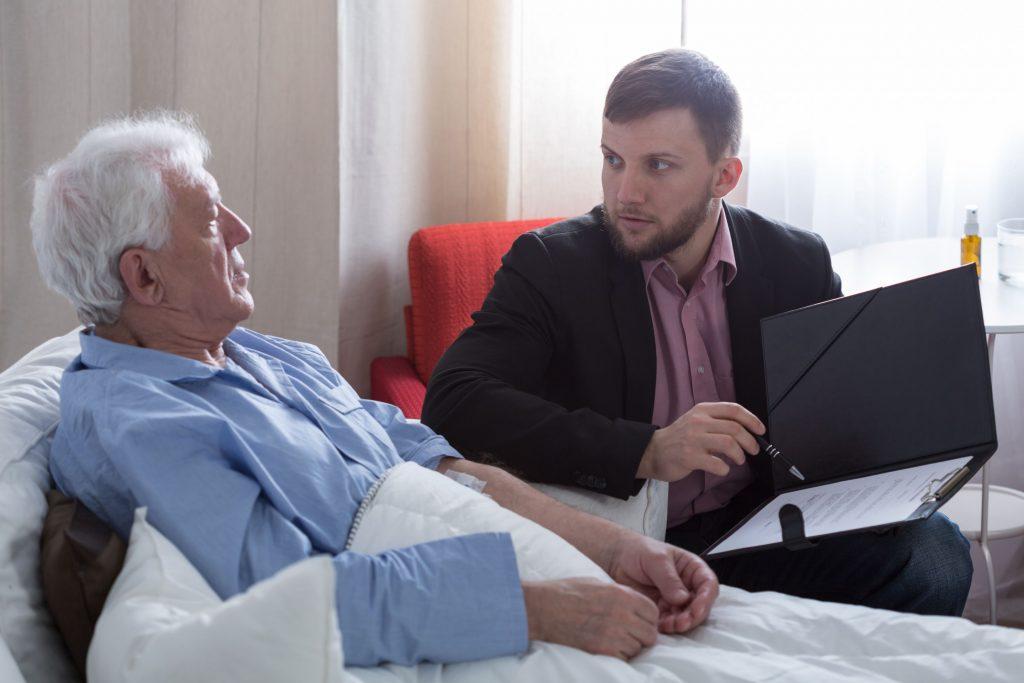 regles sollicitation contrat arrangement funeraire