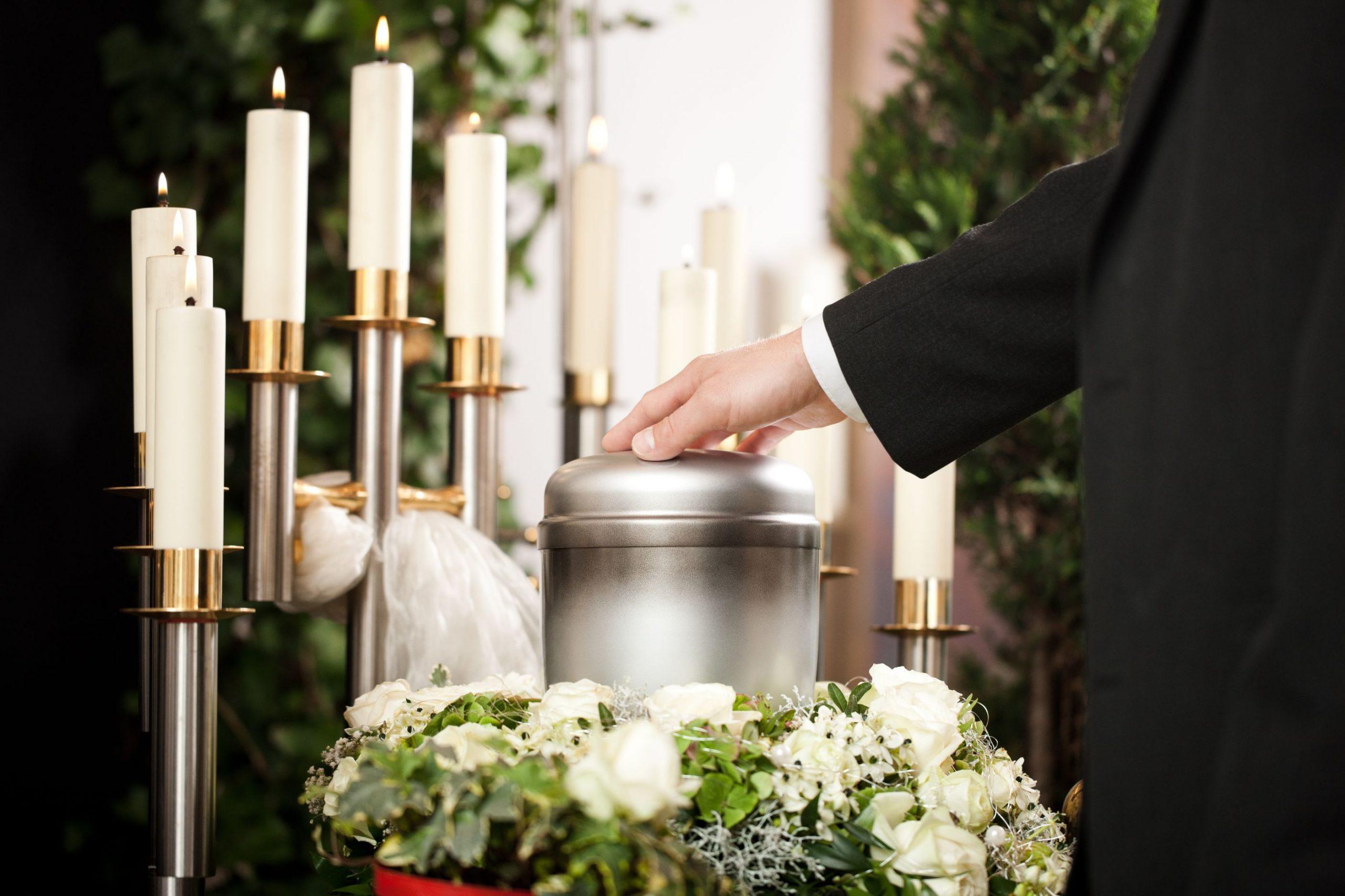 disperser cendres columbarium urne