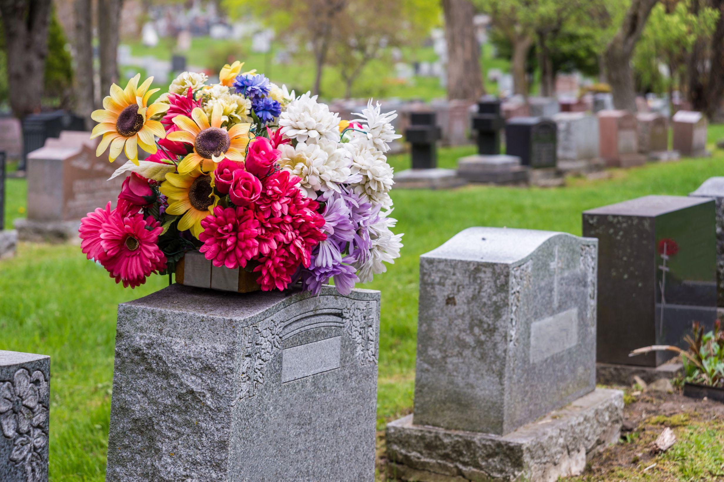 emplacement ceremonie funeraire rive nord